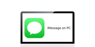 iMessage Online on Windows PC without Mac