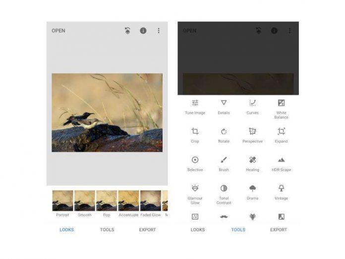 best photo editor app for selfie