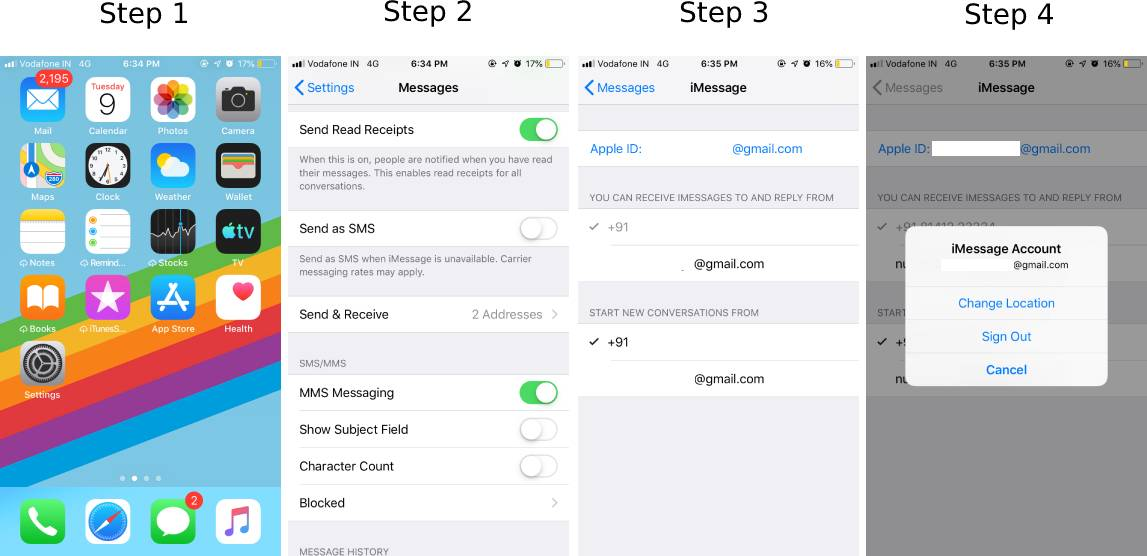 iMessage Not Working on Apple Devices? Here's to Fix – iTechcliq