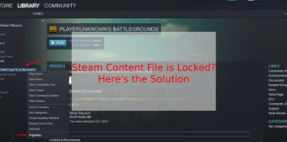 Fix Steam Content File