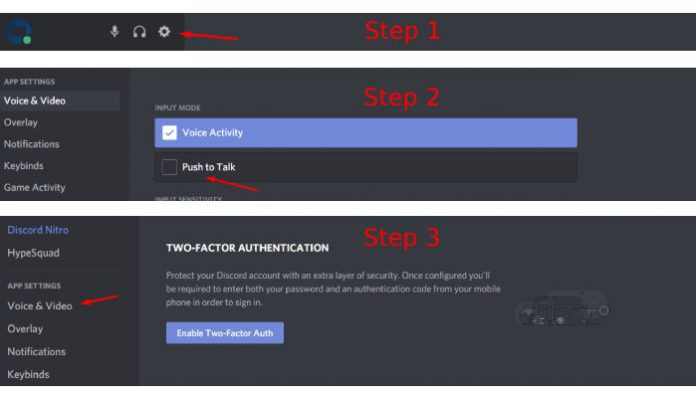 How To Enable And Configure Push To Talk In Discord Mobile Pc Itechcliq