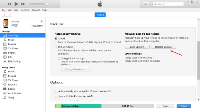Restore iPhone from iCloud Backup: 2 Methods Explained – iTechCliq