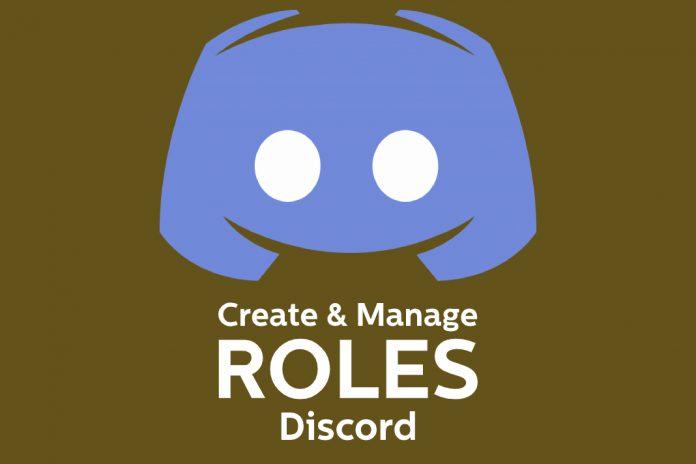 discord roles