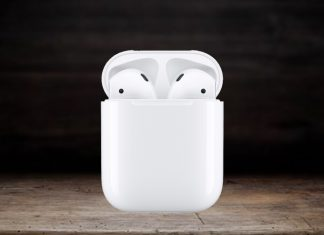 AirPods 2D15 Firmware update