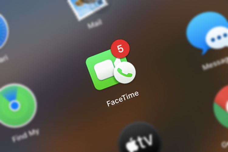 Change FaceTime Number
