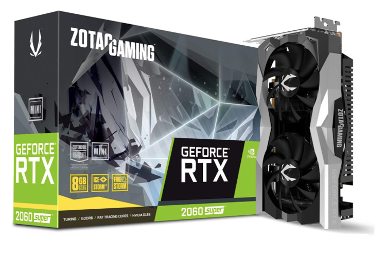 ZOTAC GAMING RTX 2060 SUPER MINI