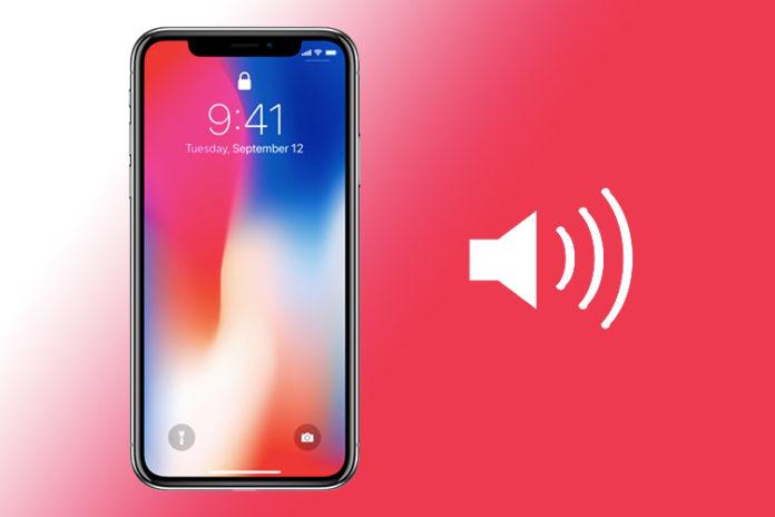 iPhone low volume