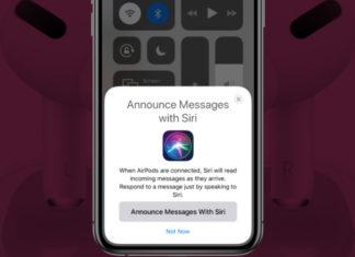 Announce Messages