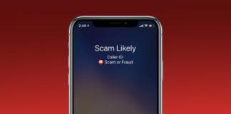 Spam Risk Calls