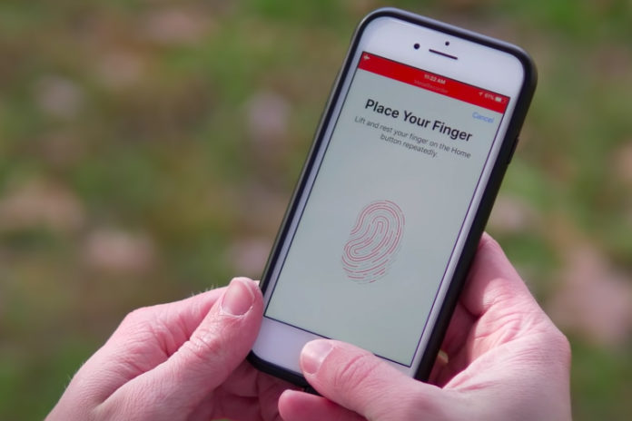 Fix Touch ID not working problem in iPhone