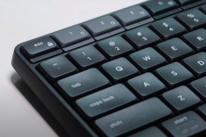 Fix Logitech wireless keyboard