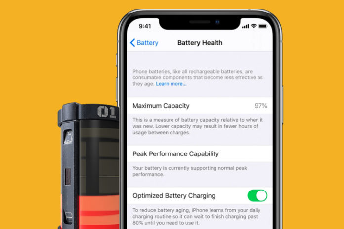Fix iPhone battery drains issue in iOS 14