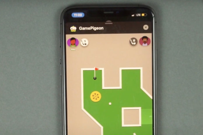 Add, Play and Uninstall iMessage Games