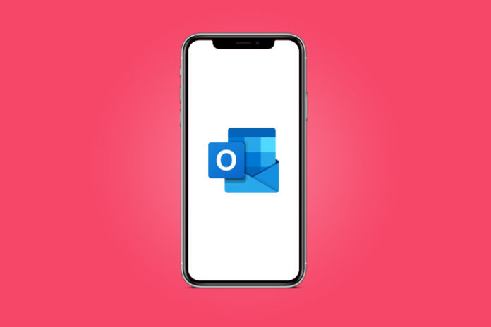fix Outlook wont open on iphone