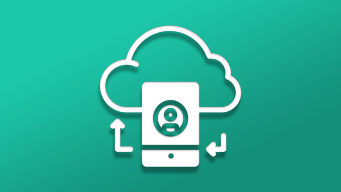Solve iOS contacts not syncing with iCloud error