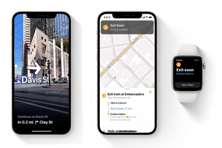 3D Maps in iOS 15