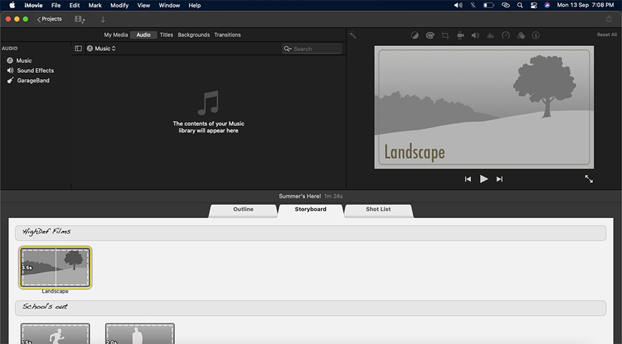 iMovie - Best Video Editing for macOS