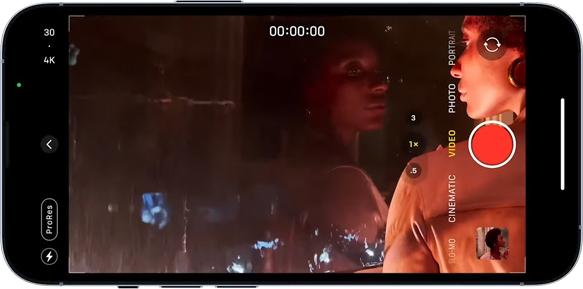 ProRes Video iPhone