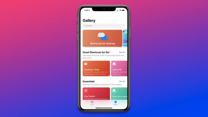 Shortcuts not working on iPhone in iOS 15