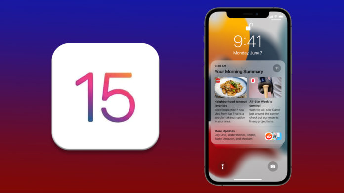 Download and Install iOS 15 Public Beta on iPhone