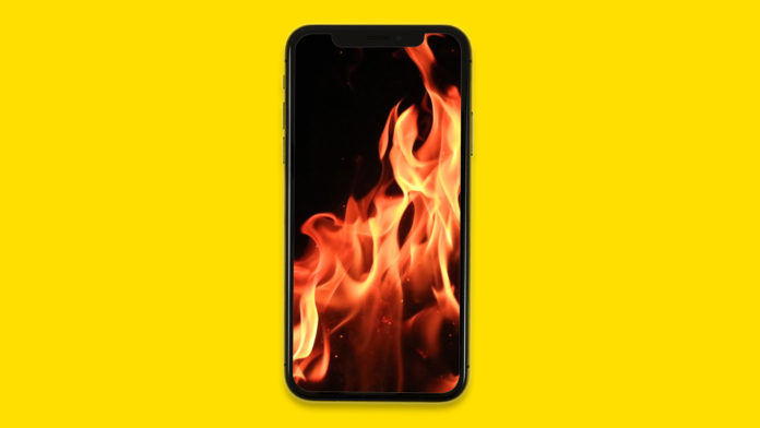 Fix iPhone and iPad overheating issue