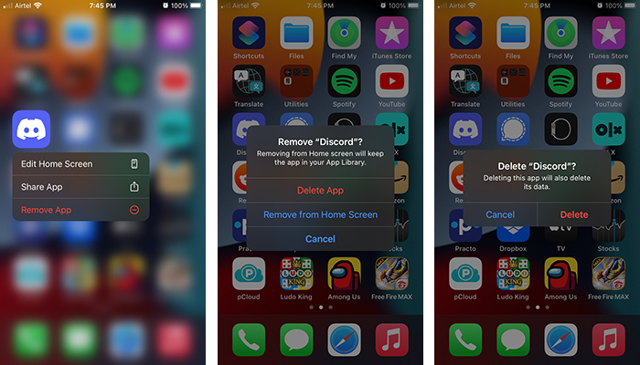 Delete Resource Hungry Apps on iPhone